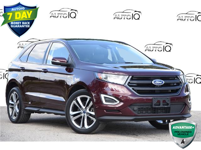 2017 Ford Edge Sport (Stk: 61046A) in Kitchener - Image 1 of 21