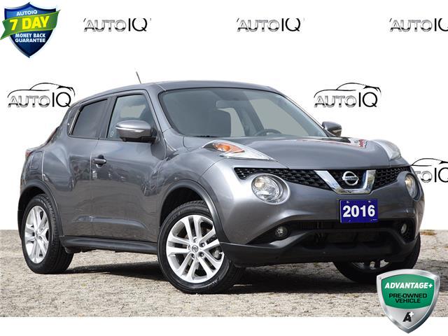 2016 Nissan Juke SL (Stk: 61414A) in Kitchener - Image 1 of 21