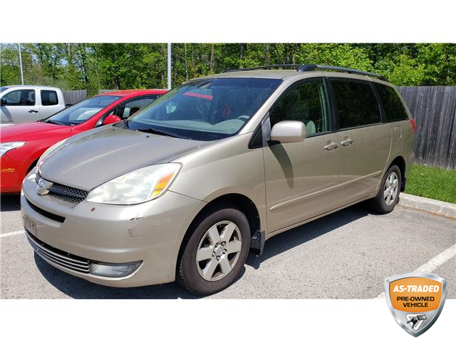 2004 Toyota Sienna LE 7 Passenger (Stk: 7087AZ) in Welland - Image 1 of 11