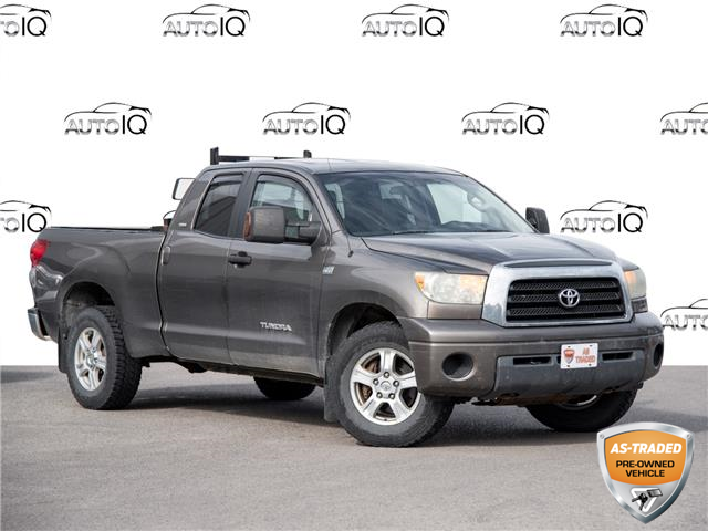 2007 Toyota Tundra SR5 4.7L V8 (Stk: 6290AXZ) in Welland - Image 1 of 19