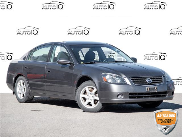 2005 Nissan Altima 2.5 S (Stk: 7285AZ) in Welland - Image 1 of 20