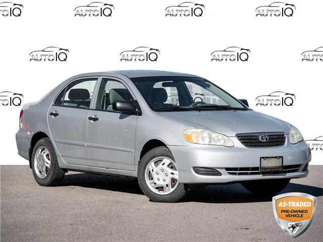 2005 Toyota Corolla CE (Stk: 7273AZ) in Welland - Image 1 of 19