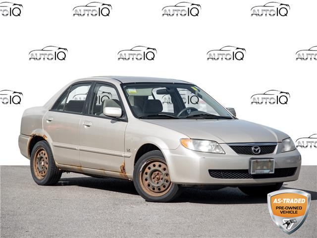2002 Mazda Protege SE (Stk: 7100AZ) in Welland - Image 1 of 21