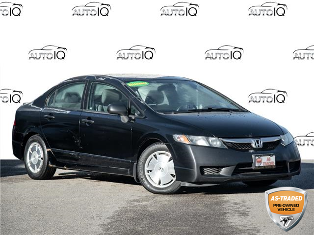 2010 Honda Civic DX-G (Stk: 7128AXZ) in Welland - Image 1 of 20