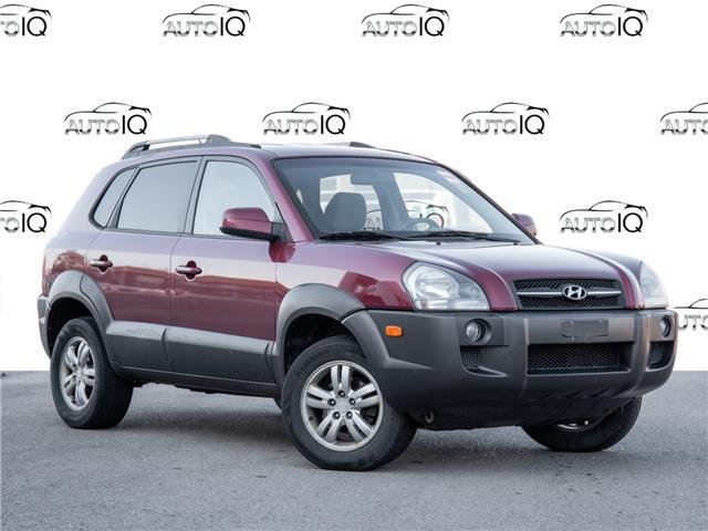 2006 Hyundai Tucson GL (Stk: 3871AZ) in Welland - Image 1 of 17