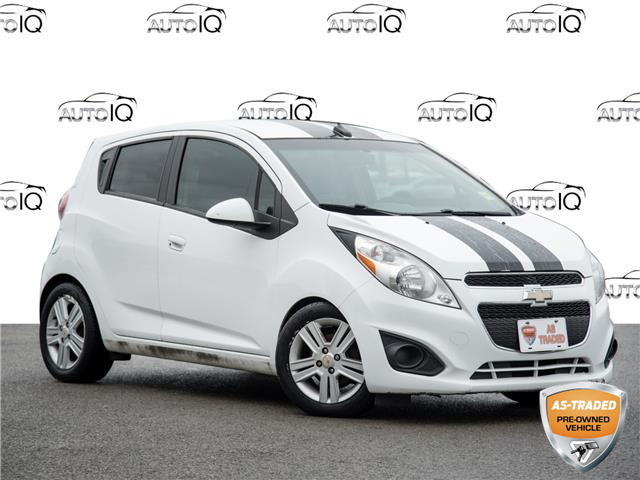 2013 Chevrolet Spark LS Manual (Stk: 3812BZ) in Welland - Image 1 of 19
