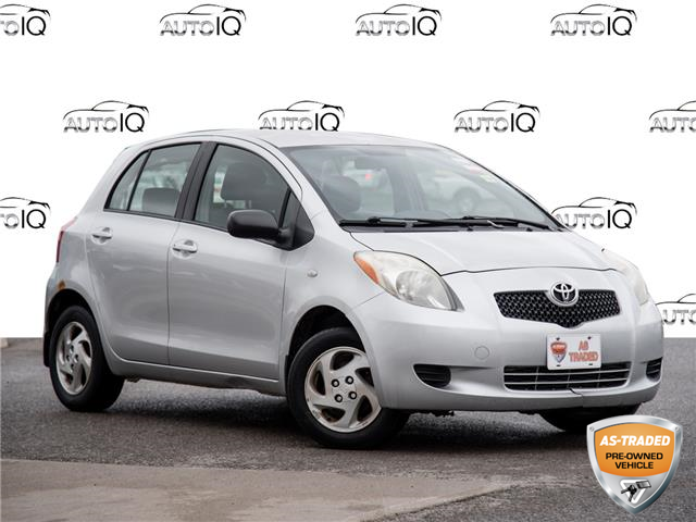 2007 Toyota Yaris LE (Stk: 7367AZ) in Welland - Image 1 of 16