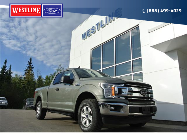 2019 Ford F-150 XLT (Stk: 4179) in Vanderhoof - Image 1 of 38