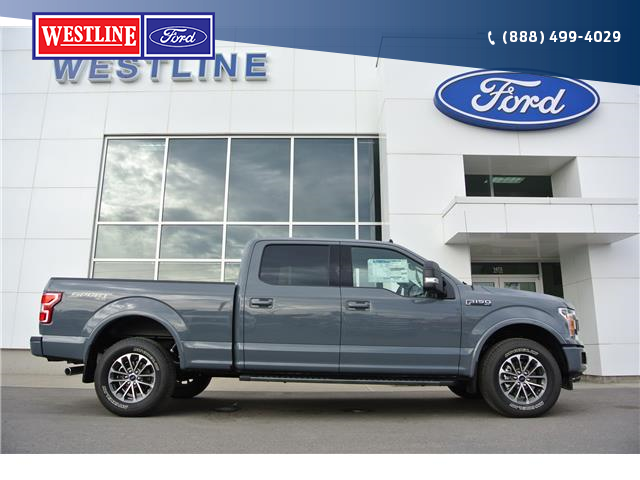 2019 Ford F-150 Lariat (Stk: 4166) in Vanderhoof - Image 2 of 21