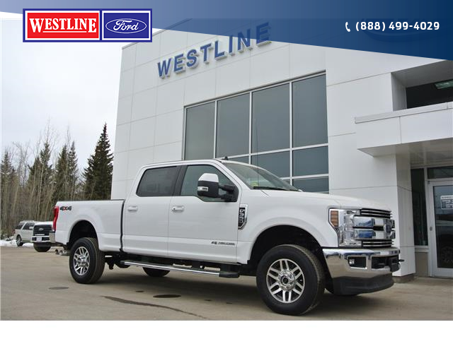 2019 Ford F-350 Lariat (Stk: 4053) in Vanderhoof - Image 1 of 22