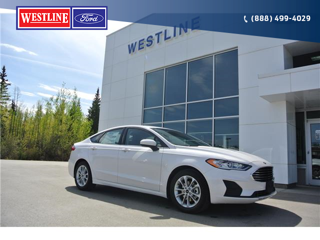 2019 Ford Fusion SE (Stk: 4120) in Vanderhoof - Image 1 of 18
