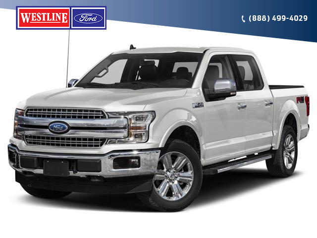 2019 Ford F-150 Lariat (Stk: 4232) in Vanderhoof - Image 1 of 9