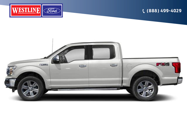 2019 Ford F-150 Lariat (Stk: 4232) in Vanderhoof - Image 2 of 9