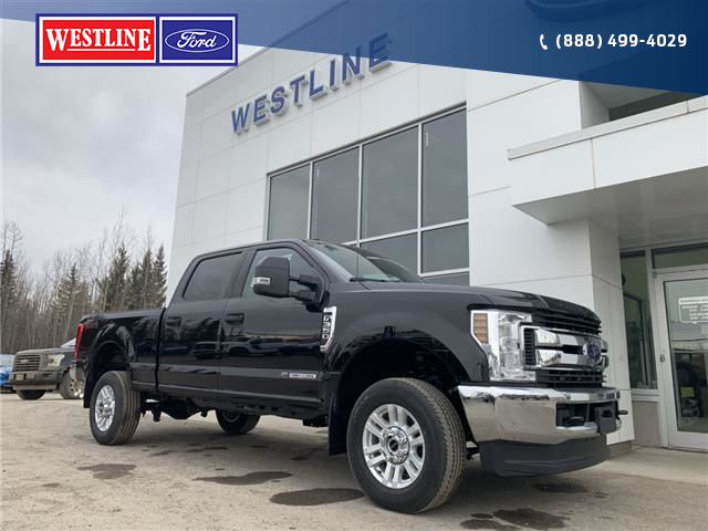 2019 Ford F-350 XLT (Stk: 4235) in Vanderhoof - Image 1 of 18