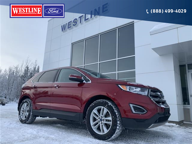 2016 Ford Edge SEL (Stk: 4221A) in Vanderhoof - Image 1 of 17