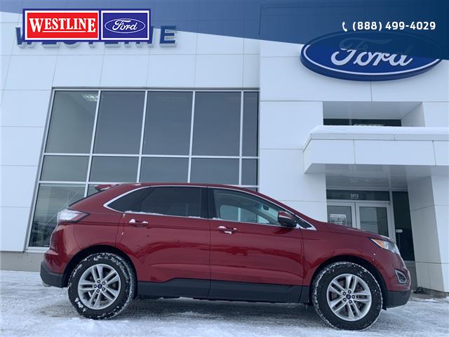 2016 Ford Edge SEL (Stk: 4221A) in Vanderhoof - Image 2 of 17