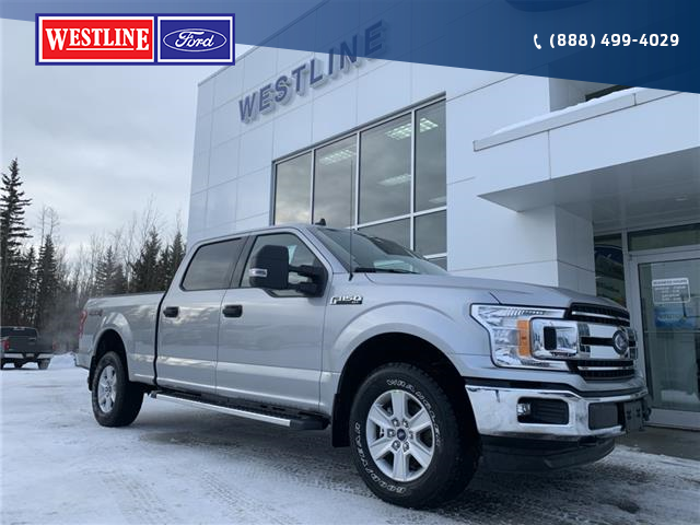 2020 Ford F-150 XLT (Stk: 4285) in Vanderhoof - Image 1 of 19