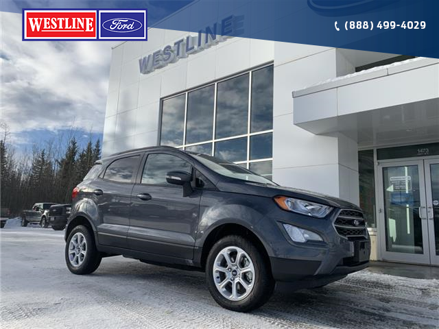 2020 Ford EcoSport SE (Stk: 4281) in Vanderhoof - Image 1 of 18