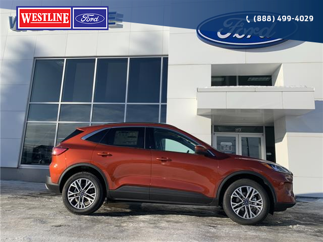 2020 Ford Escape SEL (Stk: 4277) in Vanderhoof - Image 2 of 21