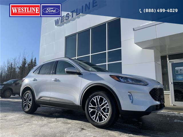 2020 Ford Escape SEL (Stk: 4278) in Vanderhoof - Image 1 of 22