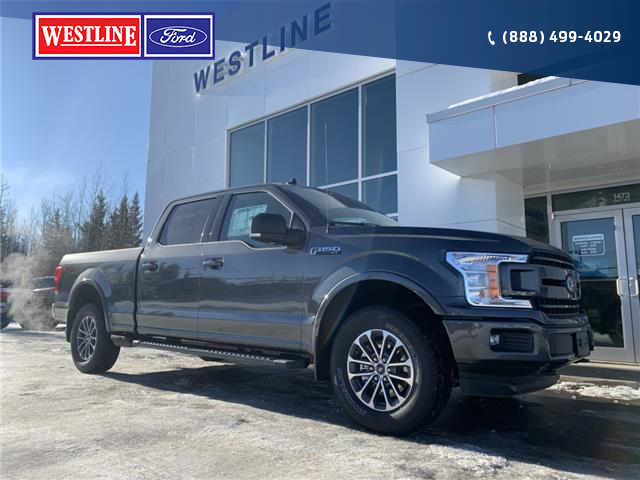 2020 Ford F-150 XLT (Stk: 4237) in Vanderhoof - Image 1 of 22