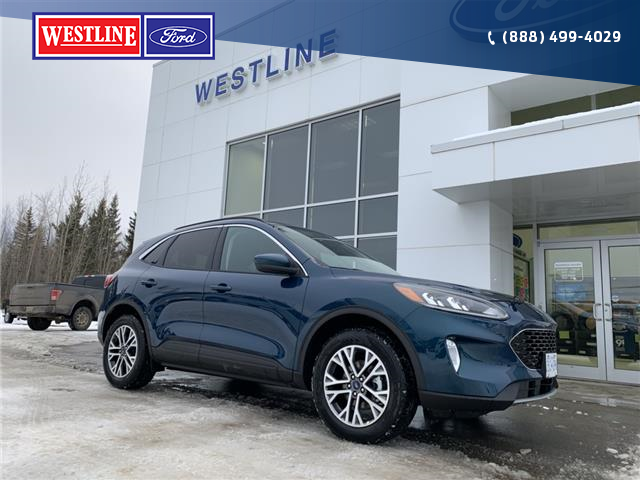 2020 Ford Escape SEL (Stk: 4238) in Vanderhoof - Image 1 of 19