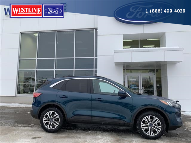 2020 Ford Escape SEL (Stk: 4238) in Vanderhoof - Image 2 of 19