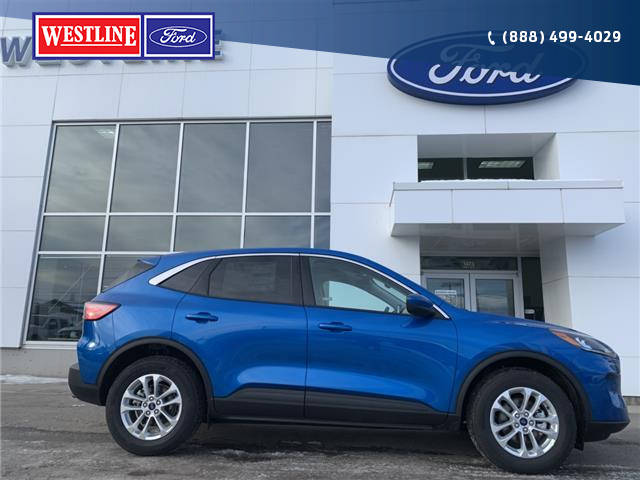 2020 Ford Escape SE (Stk: 4255) in Vanderhoof - Image 1 of 17