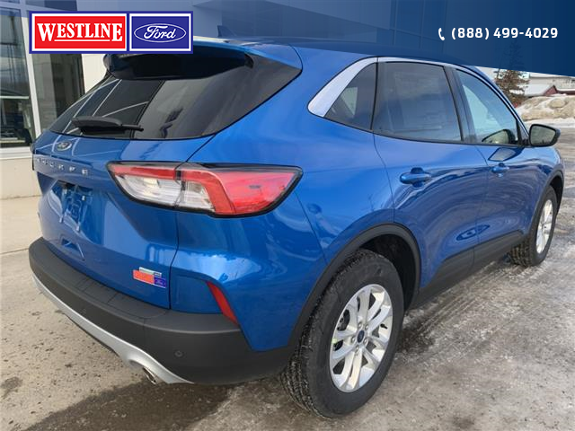 2020 Ford Escape SE (Stk: 4255) in Vanderhoof - Image 2 of 17