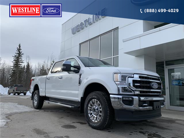 2020 Ford F-350 Lariat (Stk: 4291) in Vanderhoof - Image 1 of 29