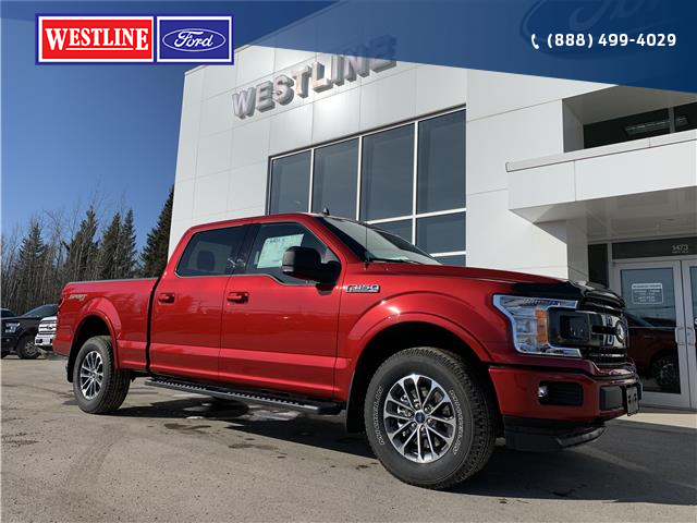 2020 Ford F-150 XLT (Stk: 4801) in Vanderhoof - Image 1 of 17