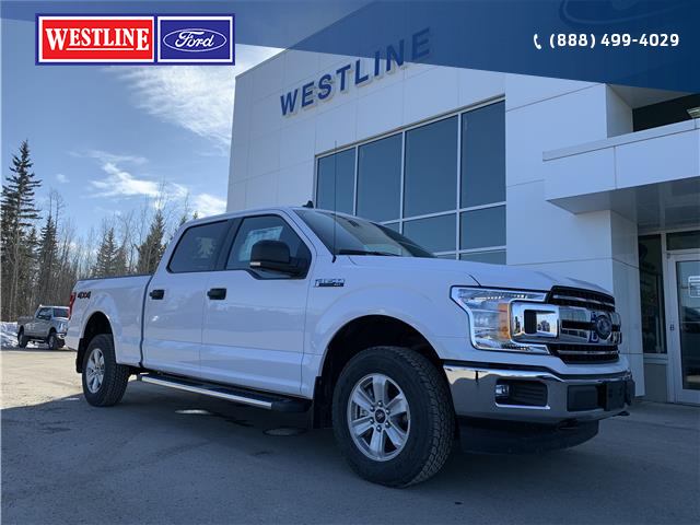 2019 Ford F-150 XLT (Stk: 4197) in Vanderhoof - Image 1 of 21