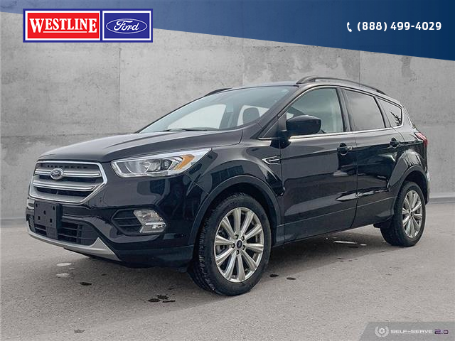 2019 Ford Escape SEL (Stk: 4807A) in Vanderhoof - Image 1 of 24
