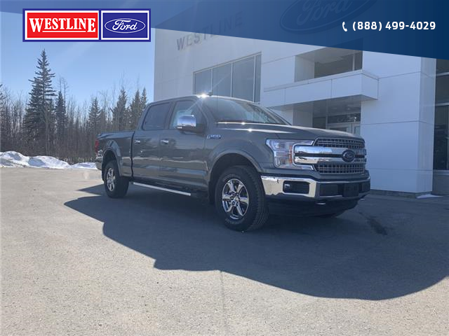 2020 Ford F-150 Lariat (Stk: 4805) in Vanderhoof - Image 1 of 13