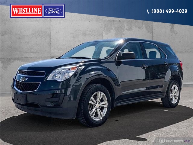 2014 Chevrolet Equinox LS (Stk: 3790A) in Vanderhoof - Image 1 of 23