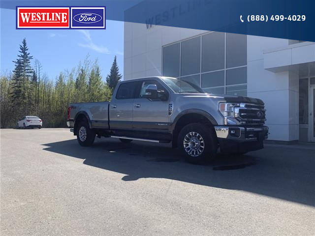 2020 Ford F-350  (Stk: 4816) in Vanderhoof - Image 1 of 13
