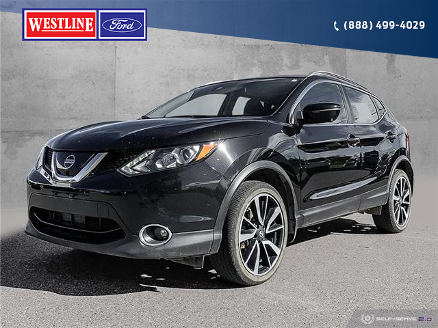 2017 Nissan Qashqai SL (Stk: 4839B) in Vanderhoof - Image 1 of 22