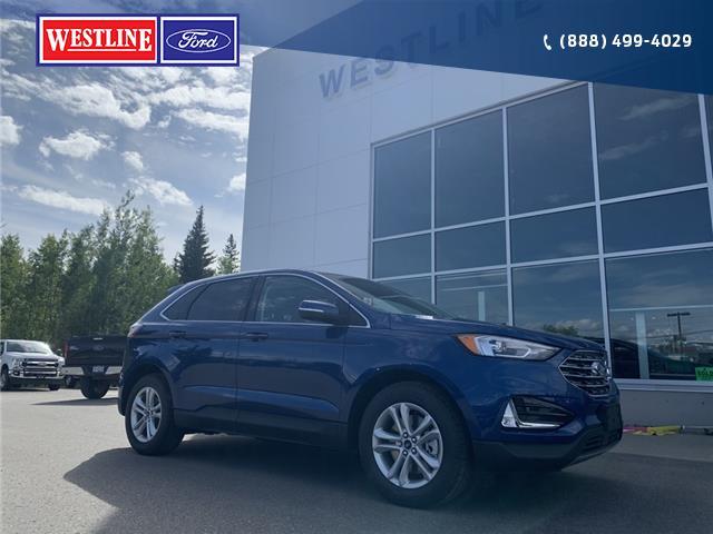 2020 Ford Edge SEL (Stk: 4843) in Vanderhoof - Image 1 of 19