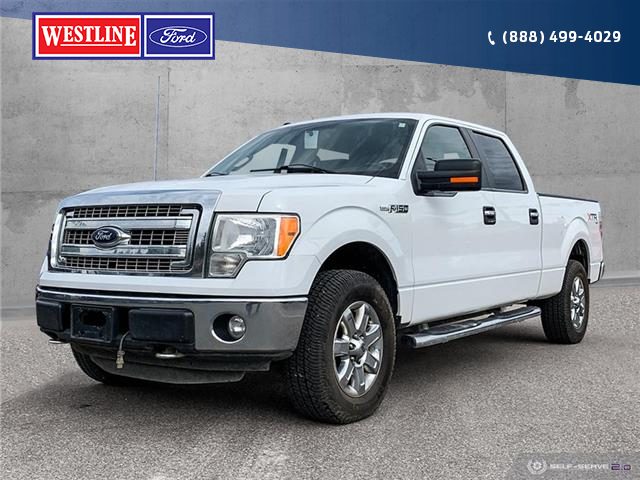 2014 Ford F-150  (Stk: 4848A) in Vanderhoof - Image 1 of 24