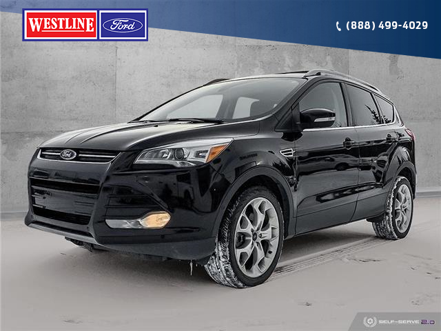 2013 Ford Escape Titanium (Stk: 4892A) in Vanderhoof - Image 1 of 23