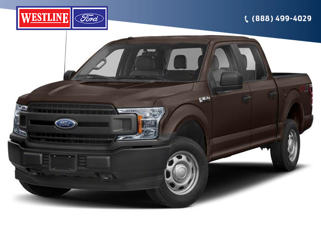 2020 Ford F-150  (Stk: 4906) in Vanderhoof - Image 1 of 9