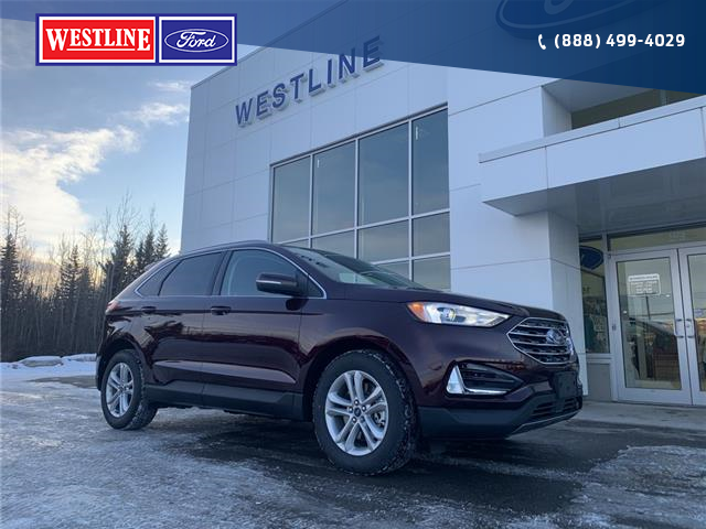 2020 Ford Edge SEL (Stk: 4918) in Vanderhoof - Image 1 of 21