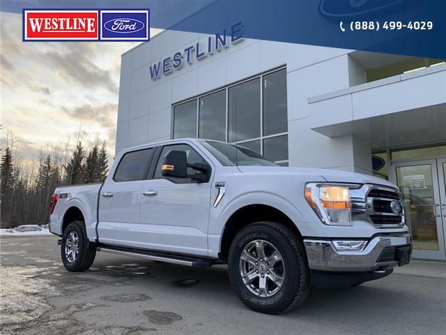2021 Ford F-150  (Stk: 4927) in Vanderhoof - Image 1 of 20