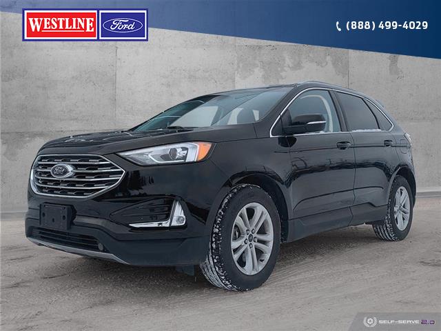 2019 Ford Edge SEL (Stk: 4928A) in Vanderhoof - Image 1 of 23