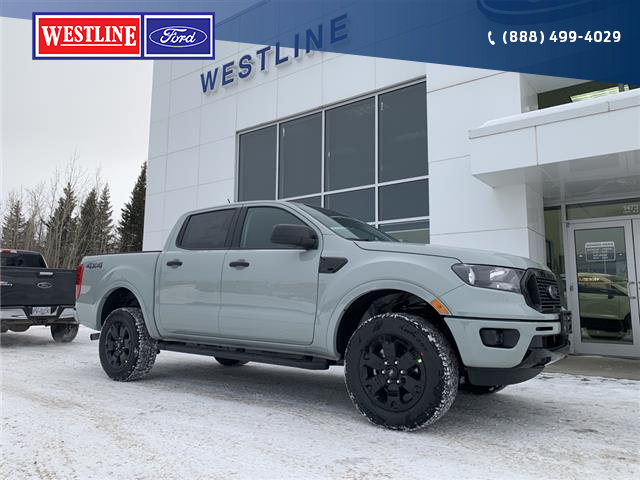 2021 Ford Ranger XLT (Stk: 4933) in Vanderhoof - Image 1 of 21