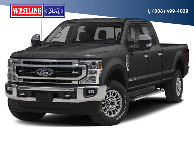 2021 Ford F-350 Lariat (Stk: 4937) in Vanderhoof - Image 1 of 9