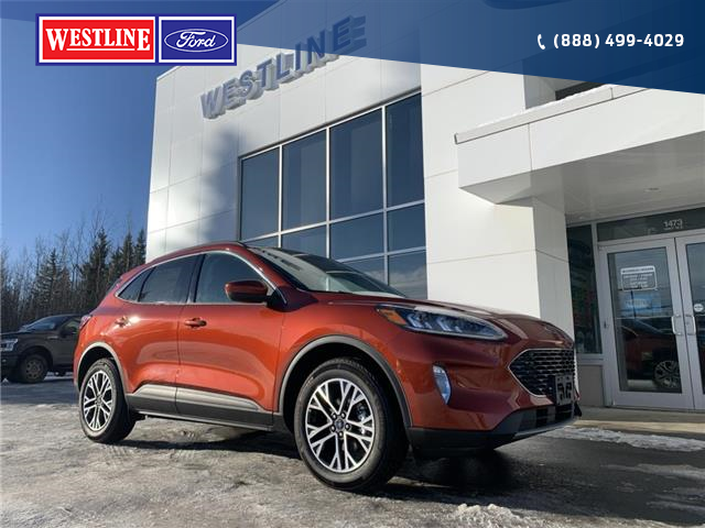 2020 Ford Escape SEL (Stk: 4277) in Vanderhoof - Image 1 of 21