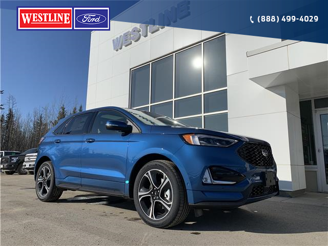 2020 Ford Edge ST (Stk: 4808) in Vanderhoof - Image 1 of 22