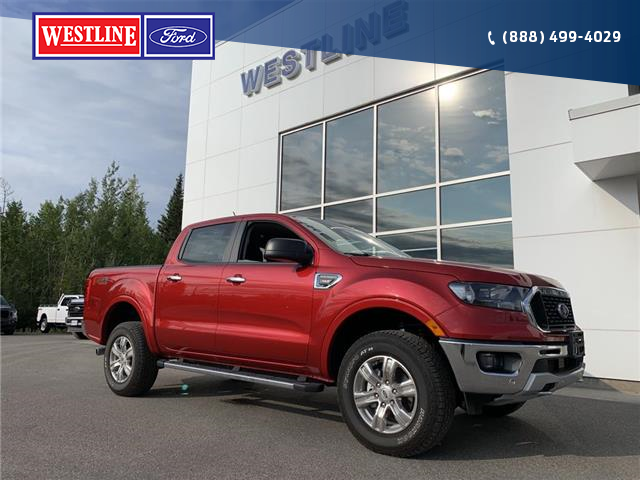 2020 Ford Ranger XLT (Stk: 4851) in Vanderhoof - Image 1 of 19