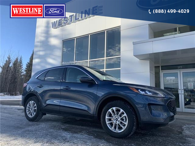 2020 Ford Escape SE (Stk: 4919) in Vanderhoof - Image 1 of 21